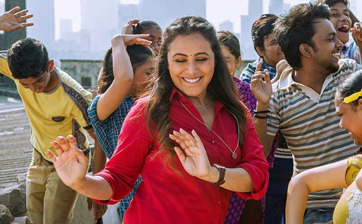 Hichki has a strong growth on Wednesday!