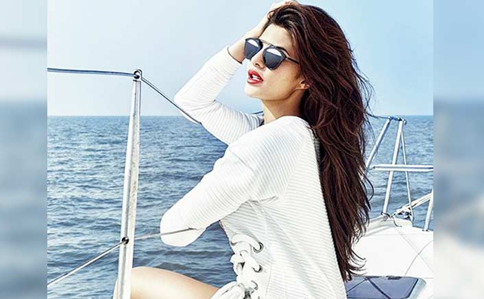 Jacqueline Fernandez is a pioneer when it comes to recreating iconic Bollywood songs!