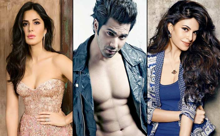 Katrina Kaif – Varun Dhawan – Jacqueline Fernandez to team up for India's biggest dance film?