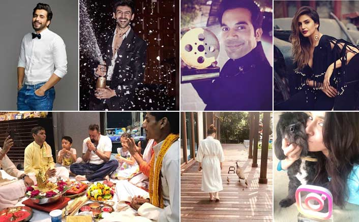 Koimoi's Daily Dose With Chai: From Akshay Kumar's Vacation Moment To Sanjay Dutt's Spiritual Journey