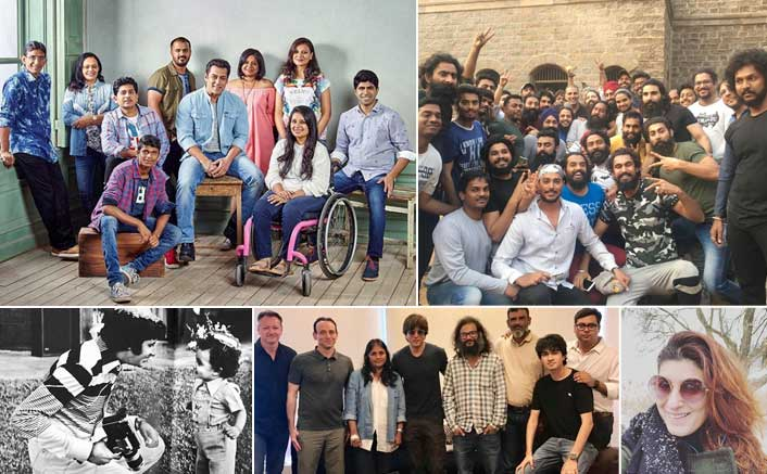Koimoi's Daily Dose With Chai: Salman's Smiling Group Picture, Akshay's Team Kesari & Much More!