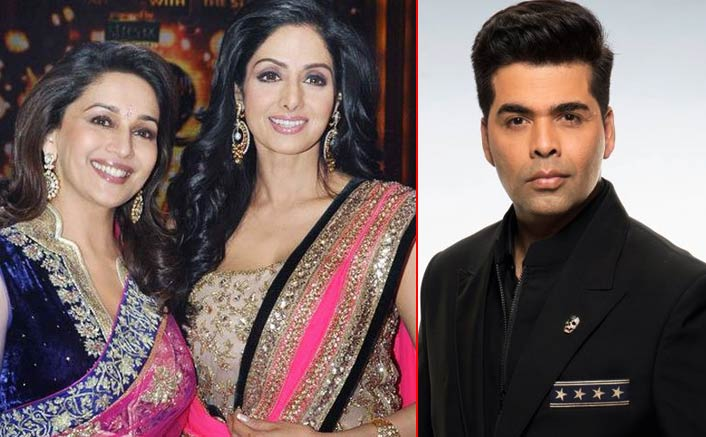 Madhuri Steps Up For Sridevi, Karan Johar Rubishes Rumours Of Shiddat