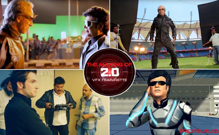 Making Of 2.0 VFX Video: Comparing 2.0 With Robot, The Prequel Looks Like A Teaser, Says Srinivas Mohan