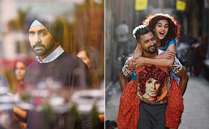 Manmarziyan: Abhishek Bachchan, Taapsee Pannu and Vicky Kaushal's First Looks