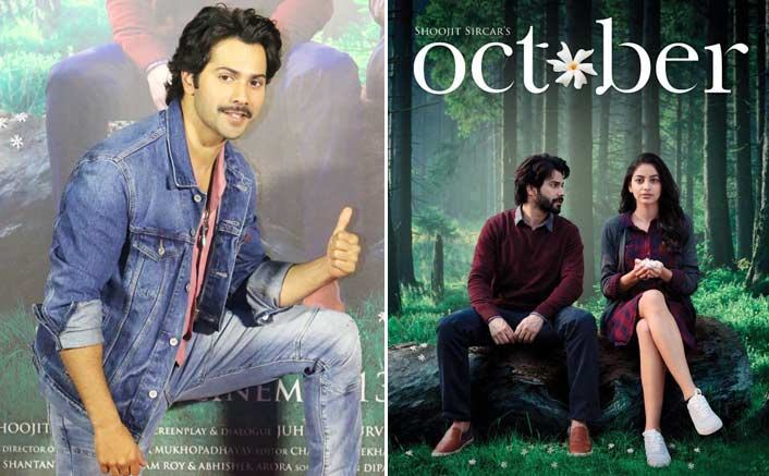 I Am Being Myself in October - Varun Dhawan