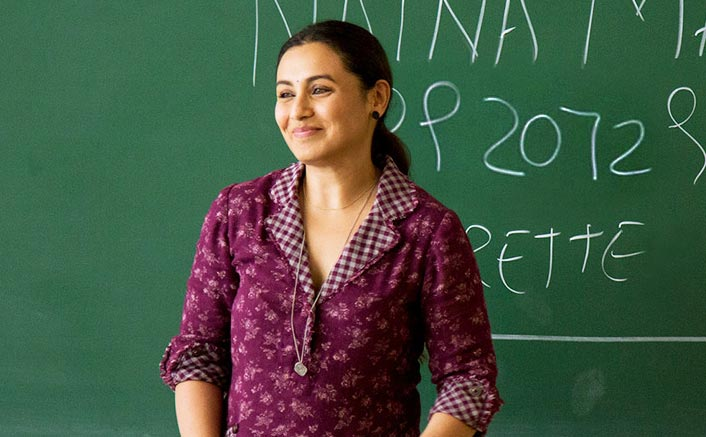 Hichki movie tweet review: Rani Mukerji is back and how!