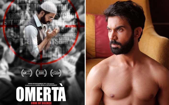 Omerta Poster: Rajkummar Rao's Debut As An Anti-Hero
