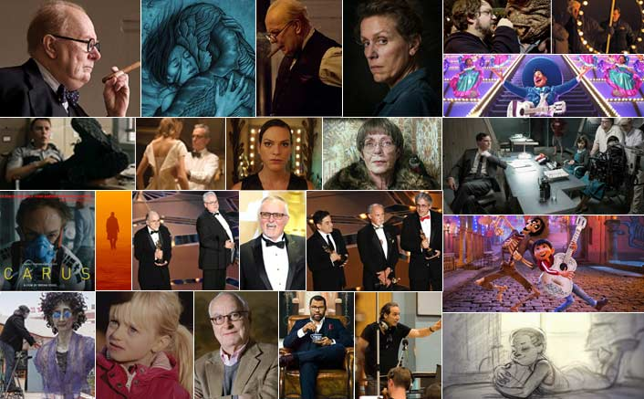 Oscars 2018: Complete List Of Winners; Deserving Or Not? VOTE NOW!