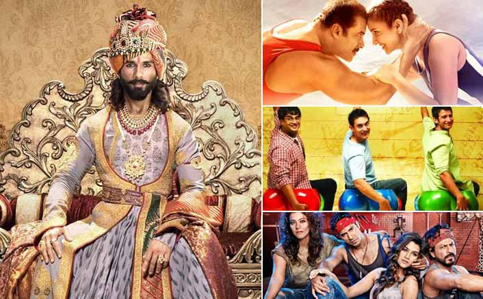 Padmaavat Crosses Sultan, 3 Idiots & Dilwale At The Overseas Box Office