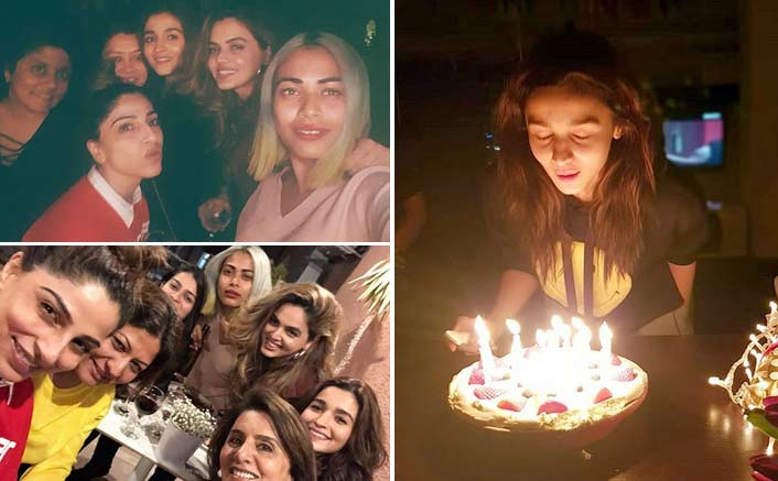 Pictures & Videos! Alia Bhatt's Brahmastra Birthday Bash