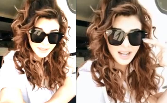 Post injury, Jacqueline Fernandez resumes shooting, will sport sunglasses for the climax!