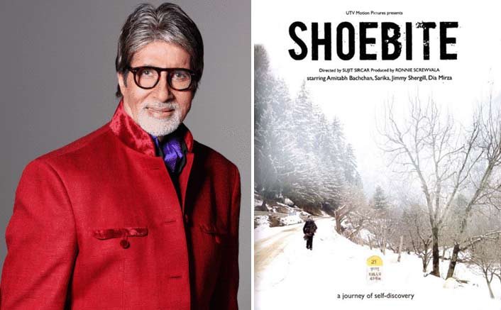 Put aside issues, give 'Shoebite' a chance: Big B