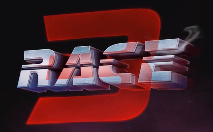 Salman Khan's Race 3 logo will set your pulse racing