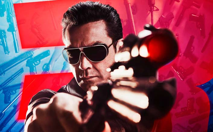 Race 3 Poster: