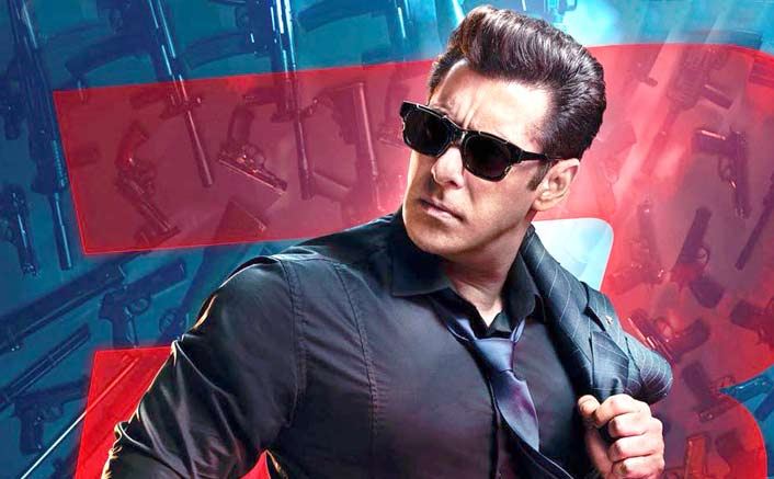 Race 3 Poster Ft. Salman Khan Has BLOCKBUSTER Written All Over It