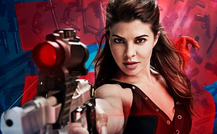 Jacqueline Fernandez suffers minor eye injury at Race 3's shoot