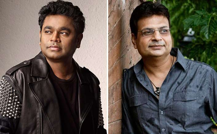 Rahman launches Irshad Kamil's INK Band music series