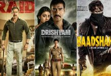 Raid VS Drishyam VS Baadshaho: Ajay Devgn's Box Office Report Card!