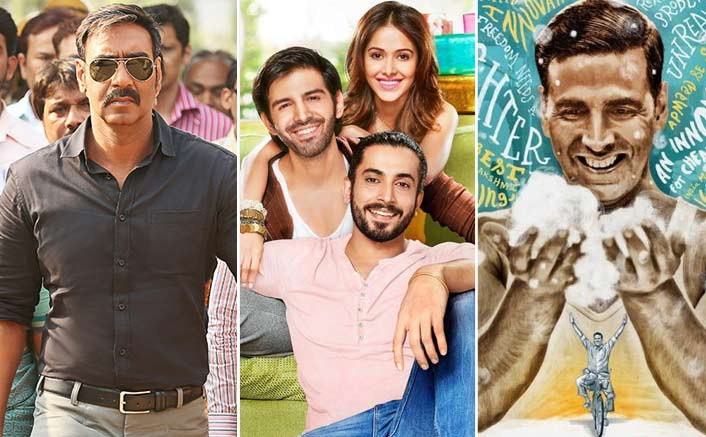 Raid VS Sonu Ke Titu Ki Sweety VS Pad Man: Which Movie Stands Where!