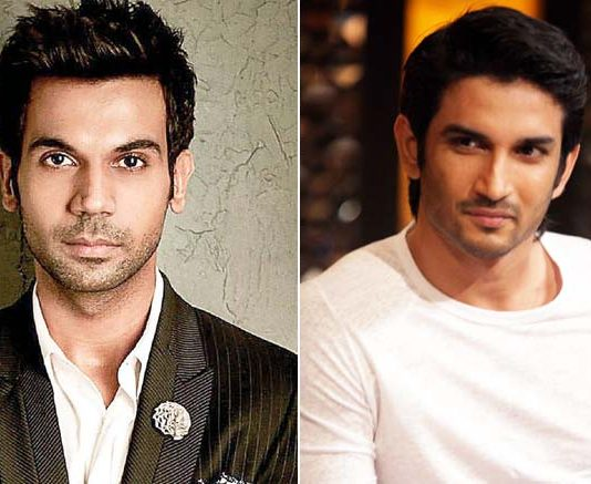 Rajkummar Rao Clears The Air Of Rejecting A Film With Sushant Singh Rajput!