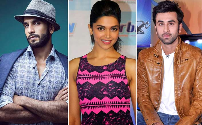 Ranbir Kapoor, Ranveer Singh​ ​ & Deepika Padukone To Come Together, Read On To Know For What