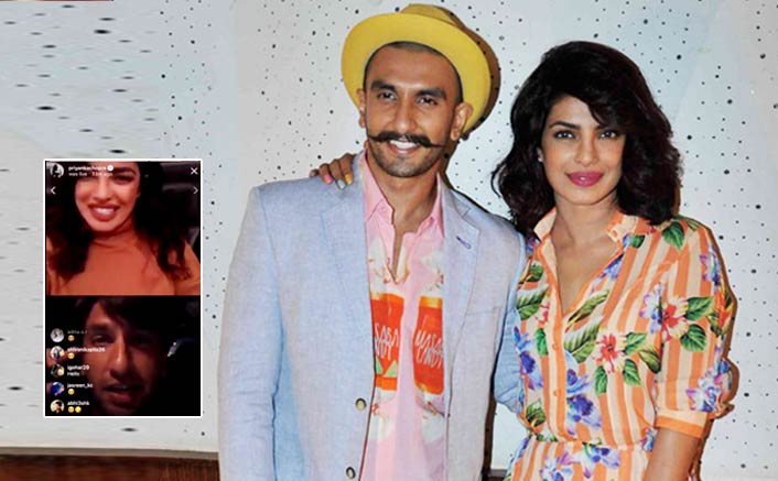 Priyanka Chopra Awed By Ranveer Singh's Skirt On Women's Day