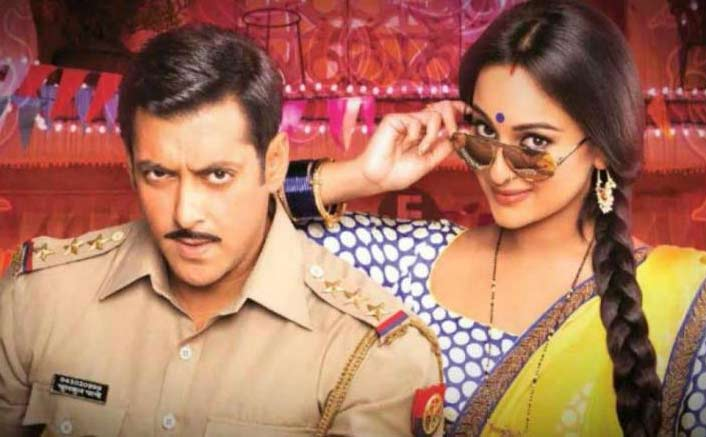 Salman Khan And Sonakshi Sinha Will Be Seen In This Film Before Dabangg 3