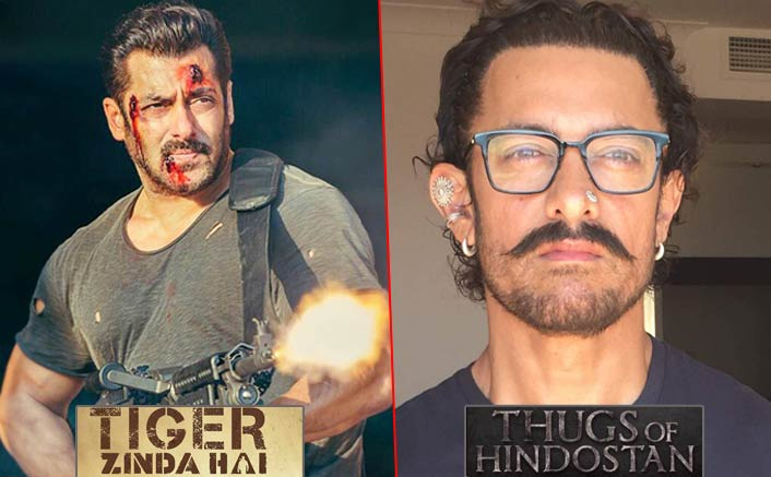 Salman Khan vs Aamir Khan: Will Thugs of Hindostan unseat Tiger Zinda Hai to set THIS record?