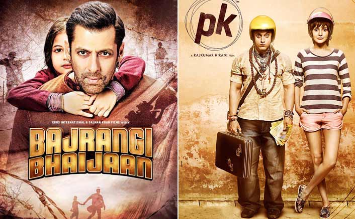 Salman Khan's Bajrangi Bhaijaan Beats Aamir Khan's PK At The Overseas Box Office