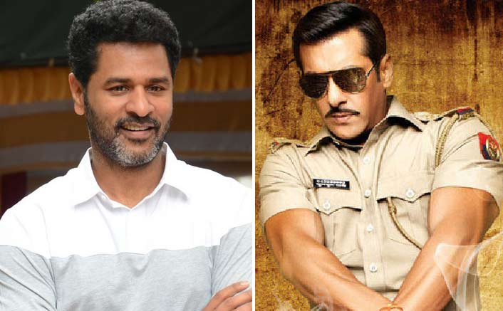 Salman Khan's Dabangg 3 will be made as per today's sensibilities, says Prabhu Deva