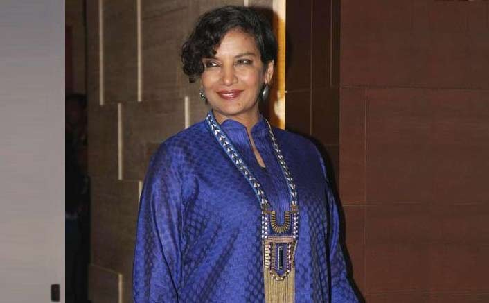 Shabana Azmi denounces Oscars red carpet culture