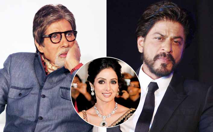 Has Shah Rukh Khan tweeted THIS for Sridevi?