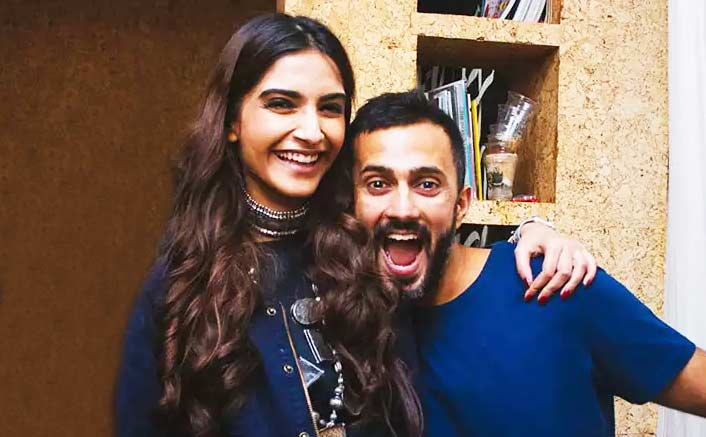 A 'Geneva' Wedding On Cards For Sonam Kapoor And Anand Ahuja?