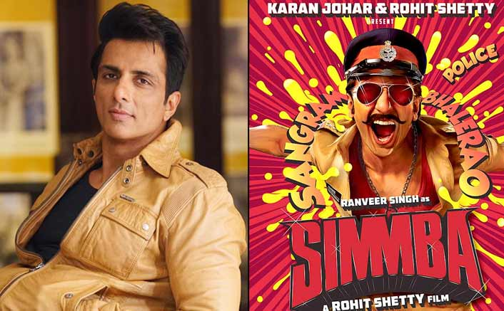 Sonu Sood joins the 'Simmba' gang!