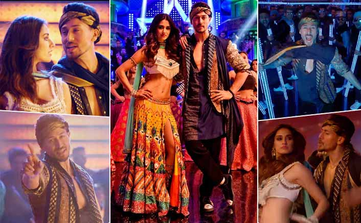 Tiger Shroff and Disha Patani adds modern tadka to Bhangra with Munidyan from Baaghi 2