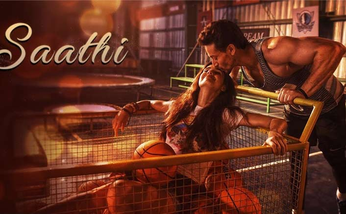 Tiger Shroff and Disha Patani get the romance going in Baaghi with 'O Saathi'