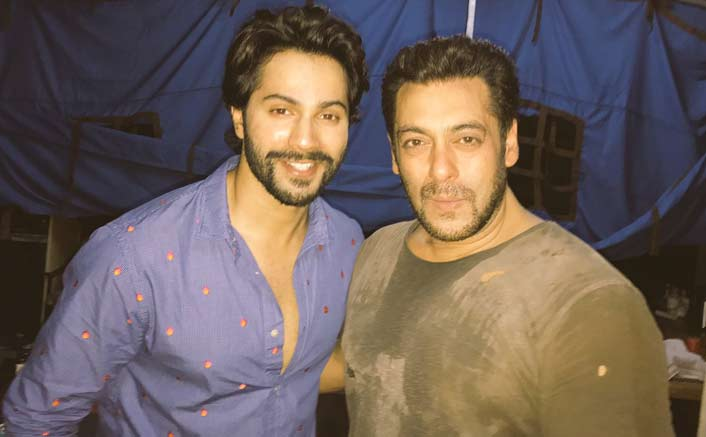 October Actor Varun Dhawan: Salman Khan Will Star In His Own Biopic!