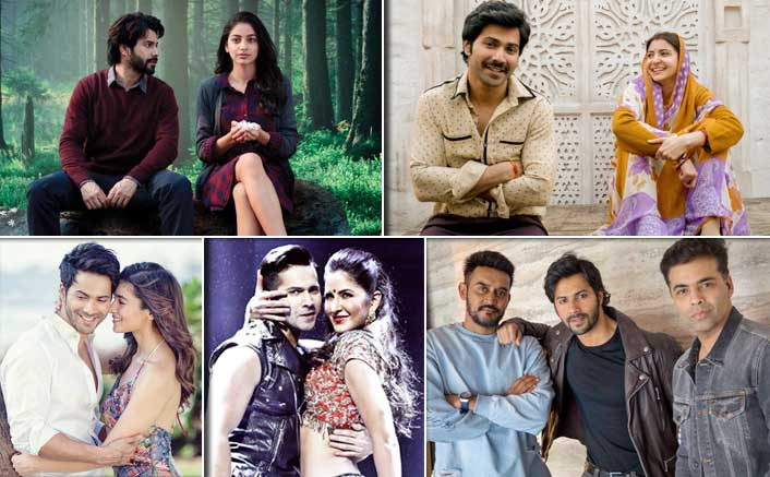 Varun Dhawan's versatile film line up till 2020. Which one is your most awaited?