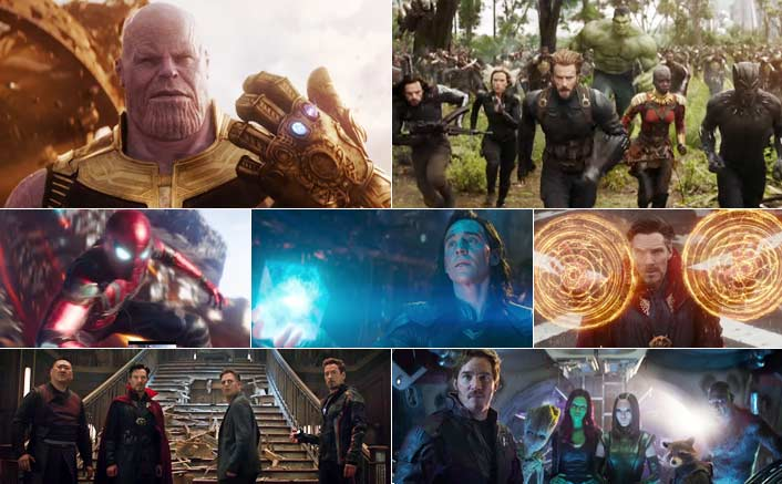 Watch The Power-Packed Hindi Trailer Of Marvel's Avengers: Infinity War