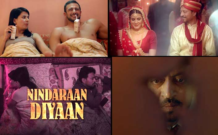 Watch the quirkiest heartbreak song of the year 'Nindaraan Diyaan' from 'Blackमेल'