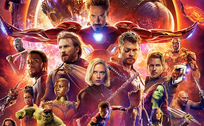 Infinity War subscriber cover revealed — Empire's Avengers