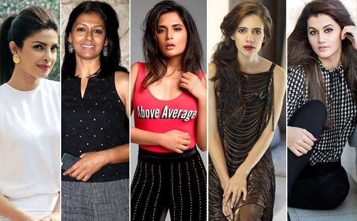 Women's Day Feature: Bollywood actress who took up different women oriented issues to fight for!