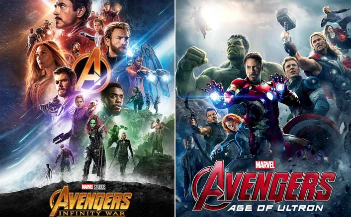 Box Office - Avengers - Infinity War comes close to weekend numbers of Avengers - The Age of Ultron in just one day