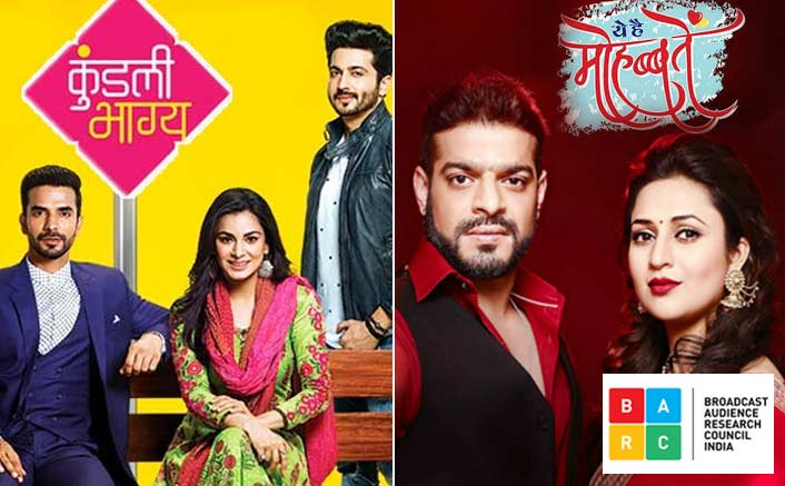 Kundali Bhagya Takes The Crown Once Again, Yeh Hai Mohabbatein Joins The Top 3 And More In BARC Report's 14th Week