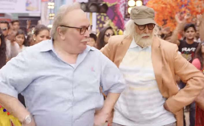102 Not Out Box Office:This Amitabh Bachchan And Rishi Kapoor starrer is steady at the Box Office