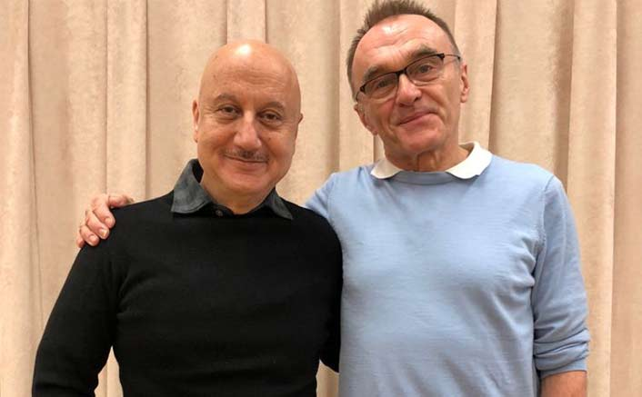 When Anupam Kher met Danny Boyle in New York