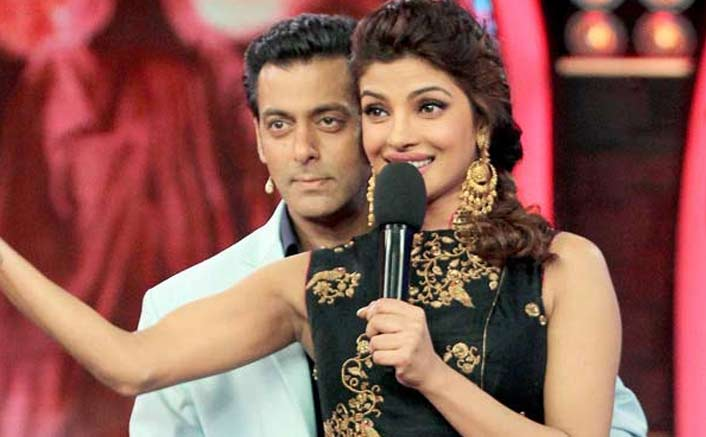 Bharat Salman Khan and Priyanka Chopra