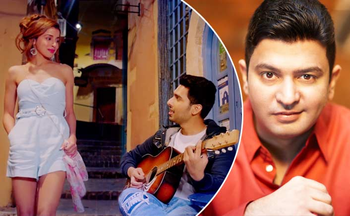 Bhushan Kumar flags off T-Series' year of Singles with Armaan Malik in Ghar Se Nikalte Hi