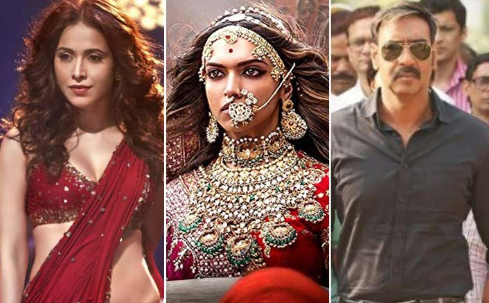 BO Report Card Of 1st Quarter: Padmaavat, SKTKS, Raid & 12 Films Bring In Over 850 Crores!