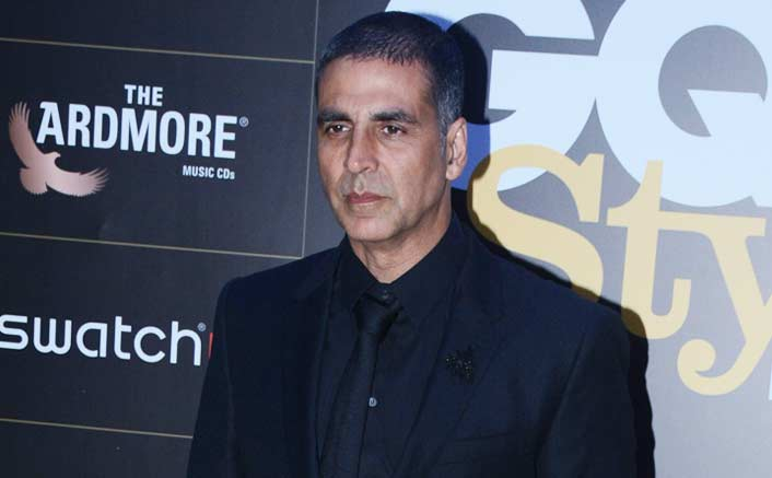 I bought my style with money while growing up: Akshay Kumar